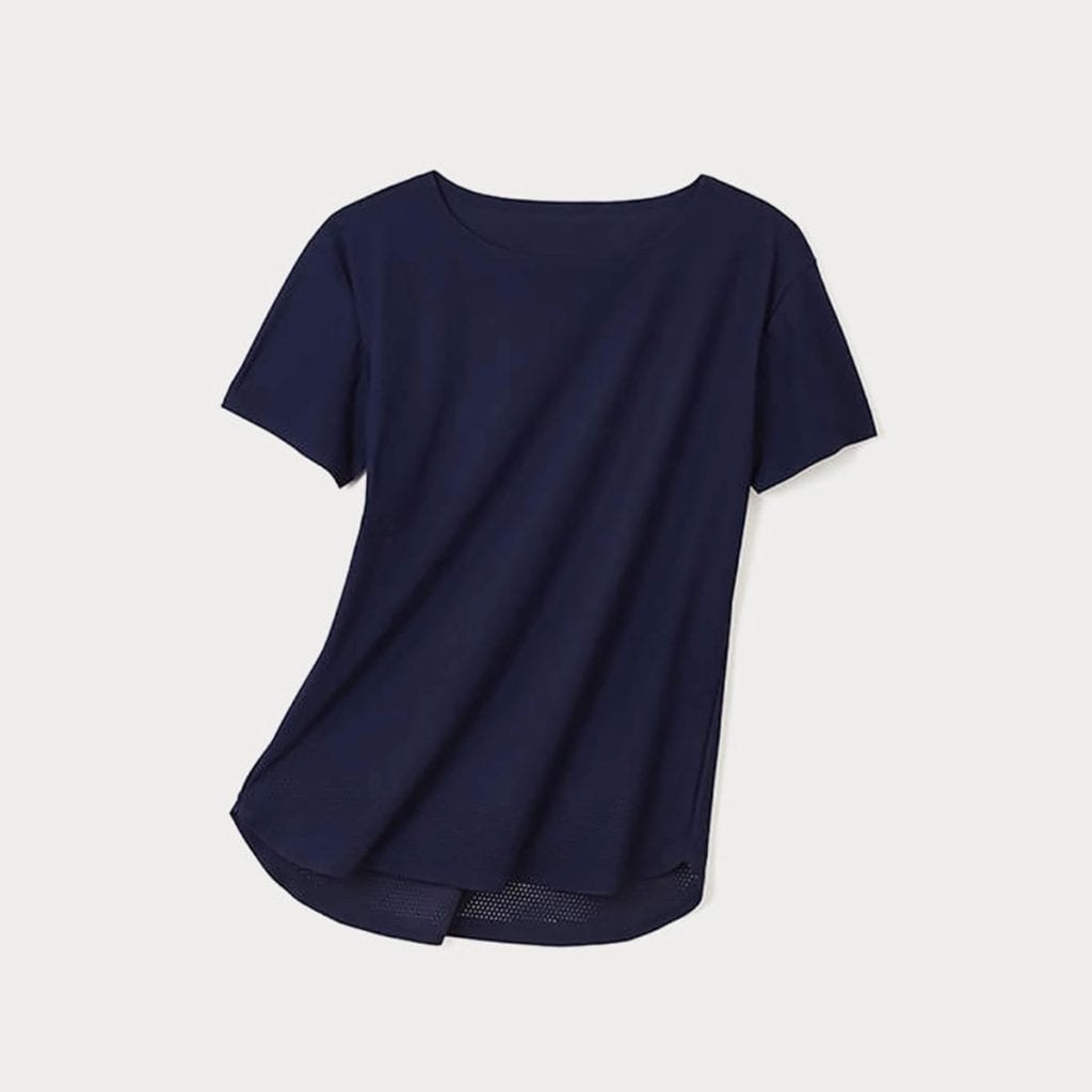 Best quick-dry t-shirt for women; quick-dry travel t-shirt for women