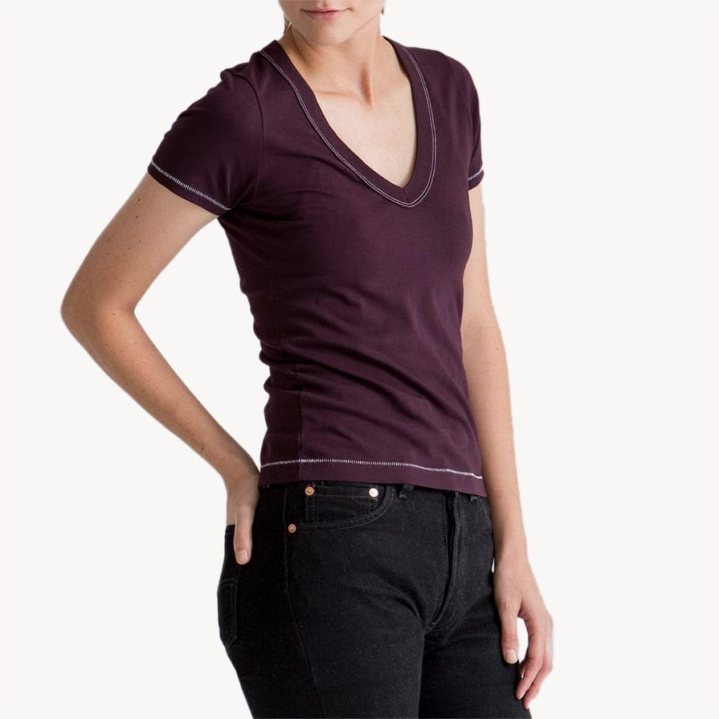 Most affordable travel t-shirt for women