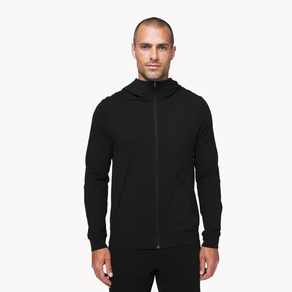 mens jacket lululemon