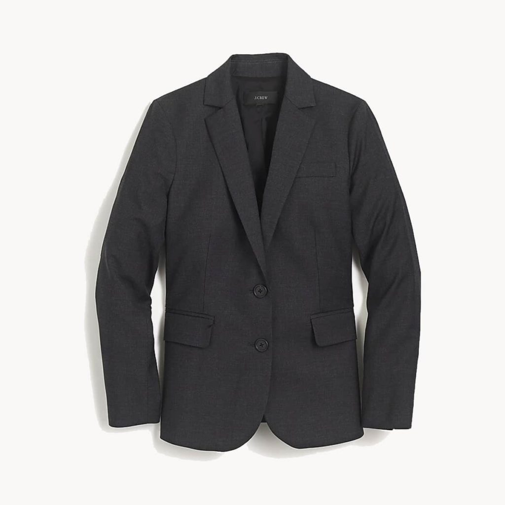 jcrew women's blazer