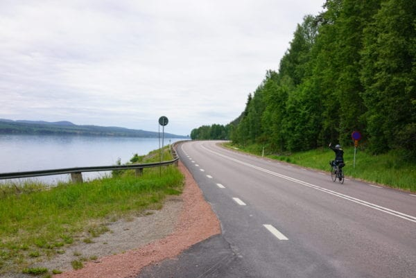 Cycling Sweden