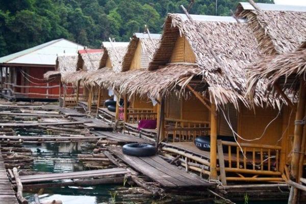 accommodations Thailand
