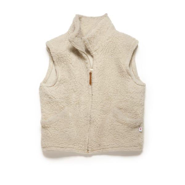 travel gear - wool vest