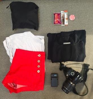 Flashpacker travel