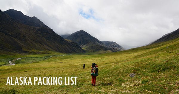 Post image for Alaska Packing List: How to Pack for 5+ Days in a Carry On