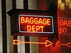 Baggage Department