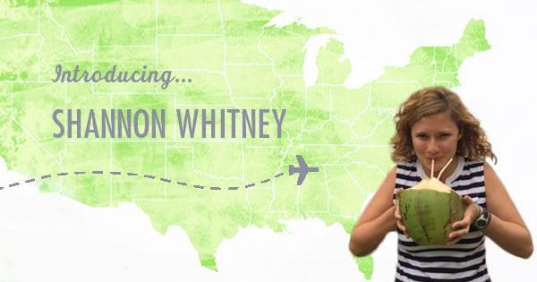 Shannon Whitney Intro Bio