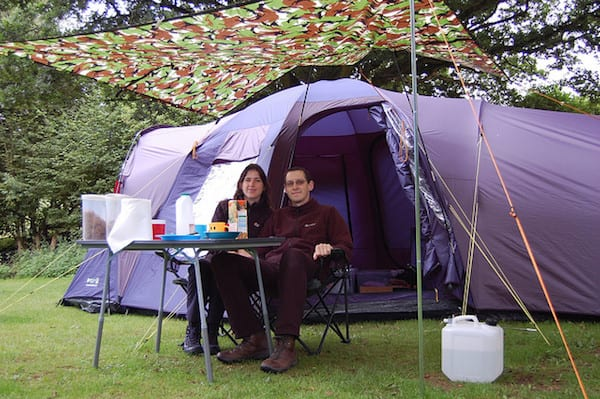 Wentnor Camping-28