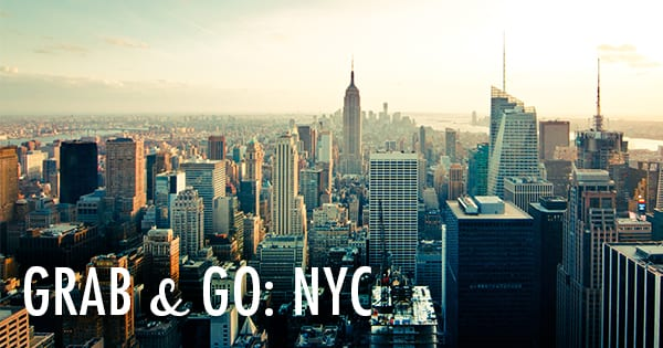 Post image for Grab & Go: Travel Tips from a New York Local