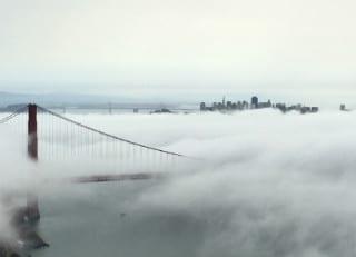 iPhone 6 photo of Golden Gate bridge
