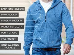 travel jacket travel gear