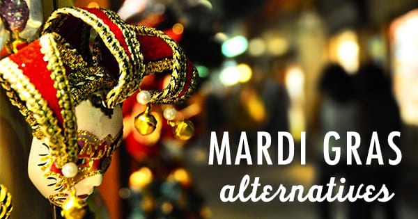 Post image for Get Your Party On: Mardi Gras Alternatives