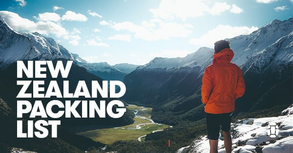 Post image for New Zealand Packing List
