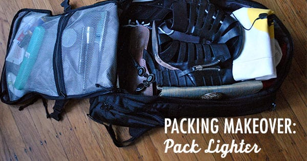 Post image for Packing Makeover: Pack Lighter for Greece & Turkey