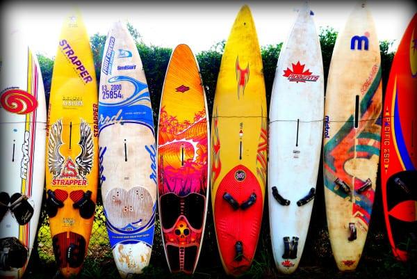 surfboard travel