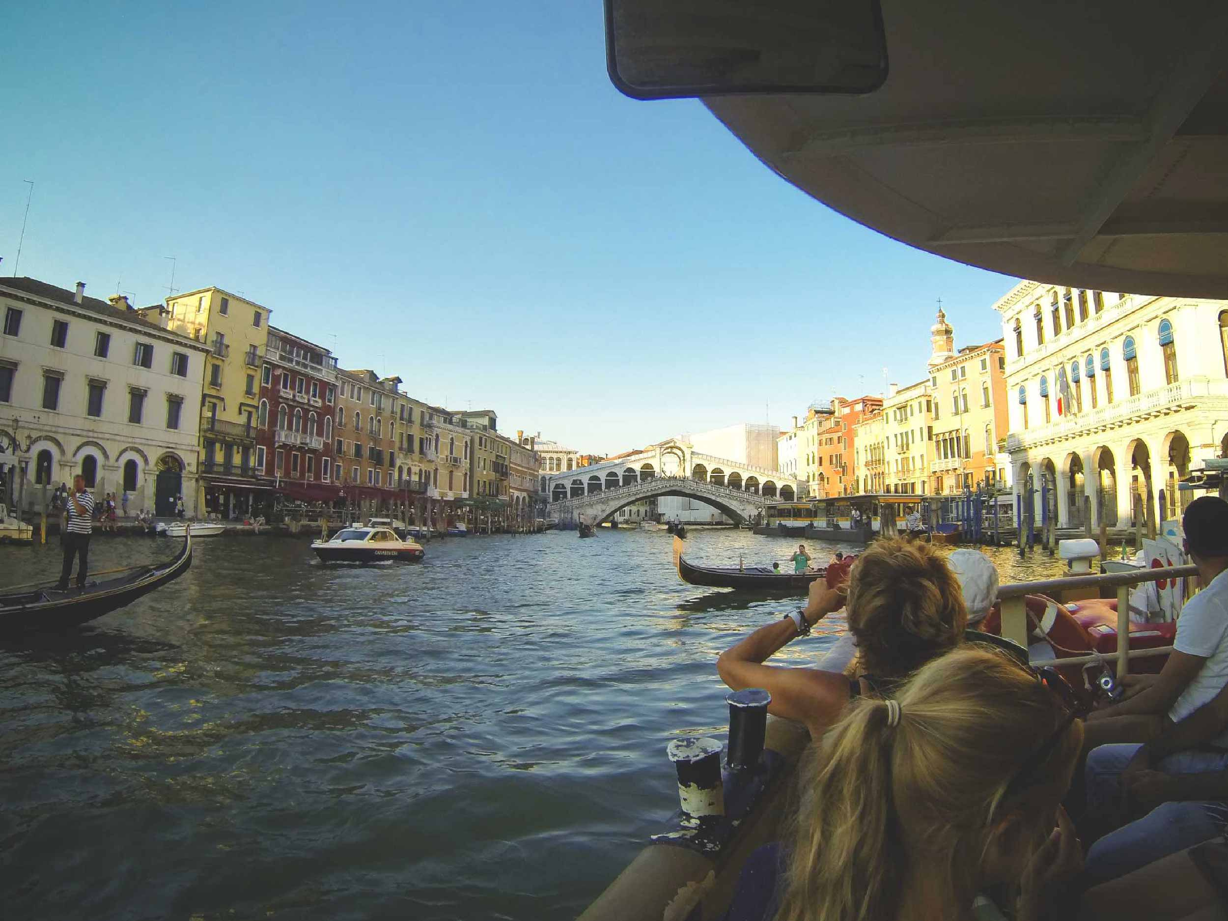 Post image for Travel Tips and What to Wear in Venice