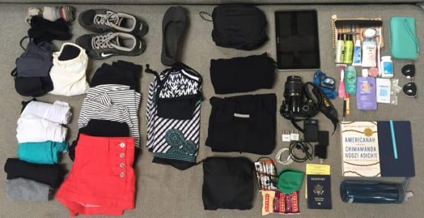 Packing lighter
