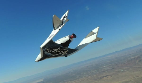 Virgin Galactic accepts Bitcoins for space travel