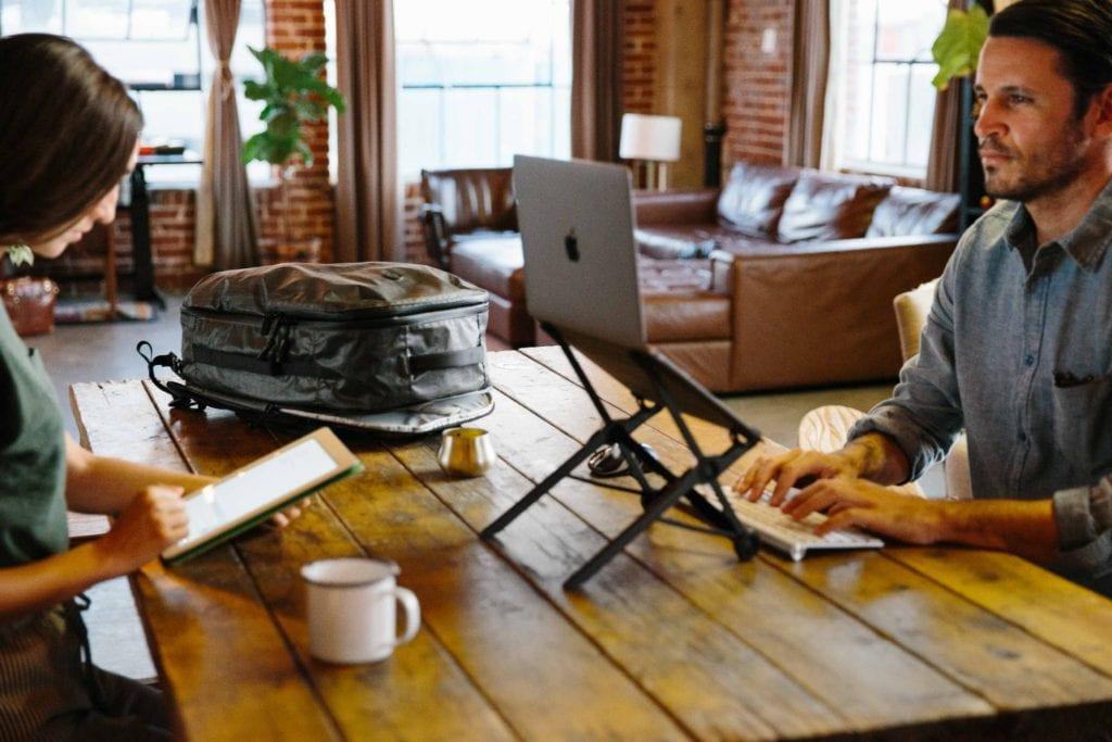 luggage for digital nomads