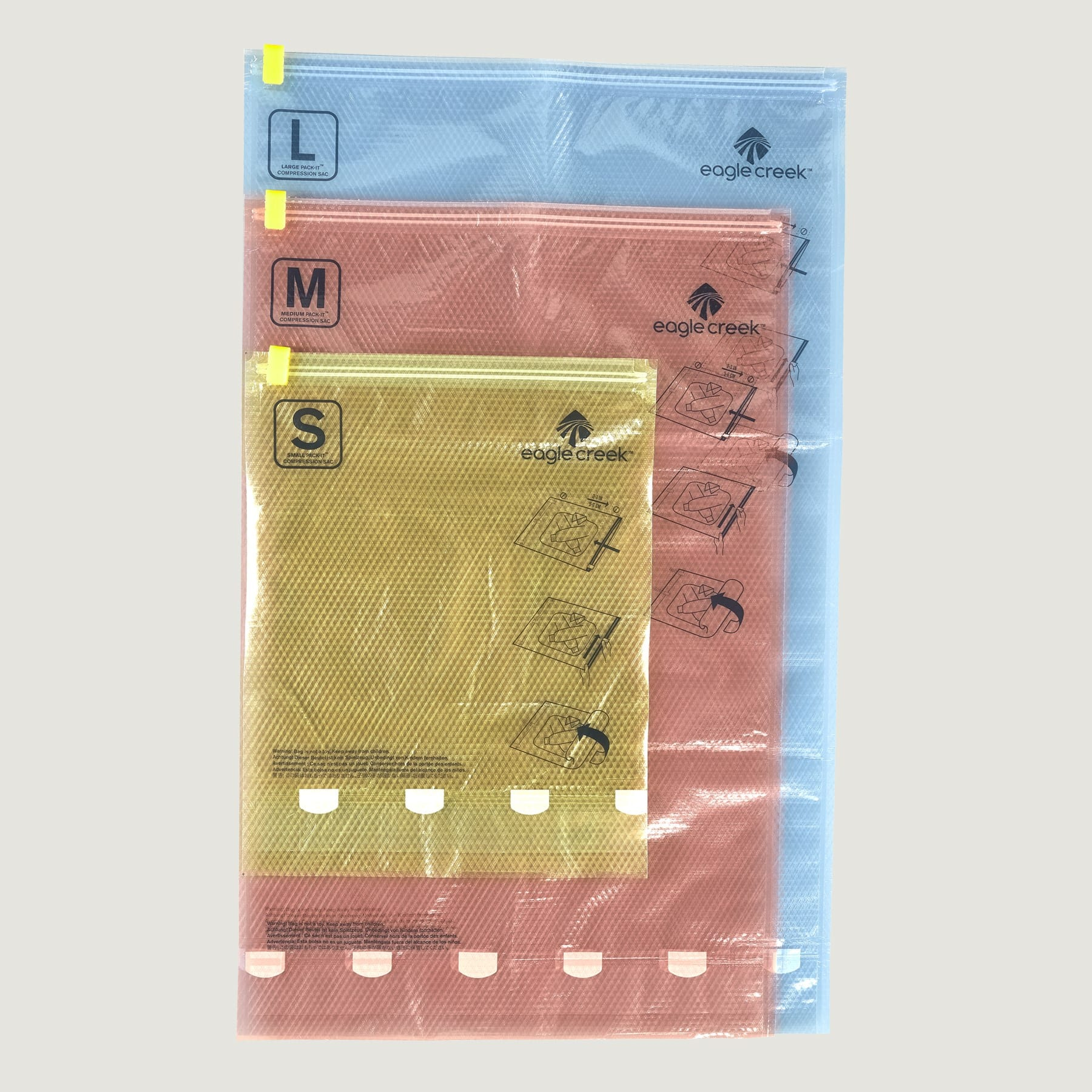 Eagle Creek 30 For 3 S Line Of Compression Bags