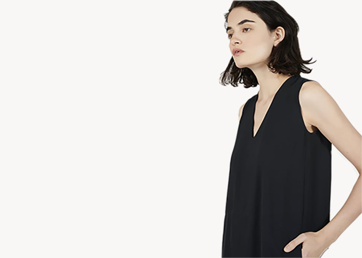 71881652a565 Everlane  Modern Basics. What to try  Japanese Go Weave Dress. Over the  past few years