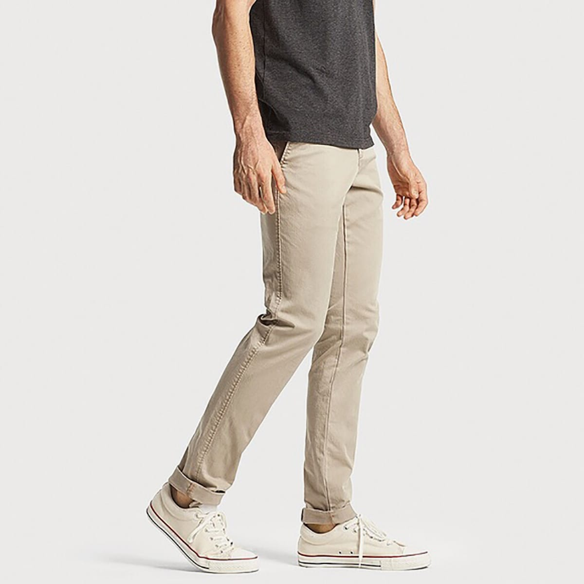 556a0dd137e Best Budget Travel Pants  Uniqlo Ultra Stretch Flat Front Fit Chino ( 39)