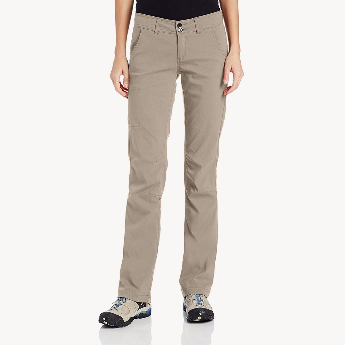 d890330056 Best Travel Pants: prAna Women's Regular Inseam Halle Pant($85)