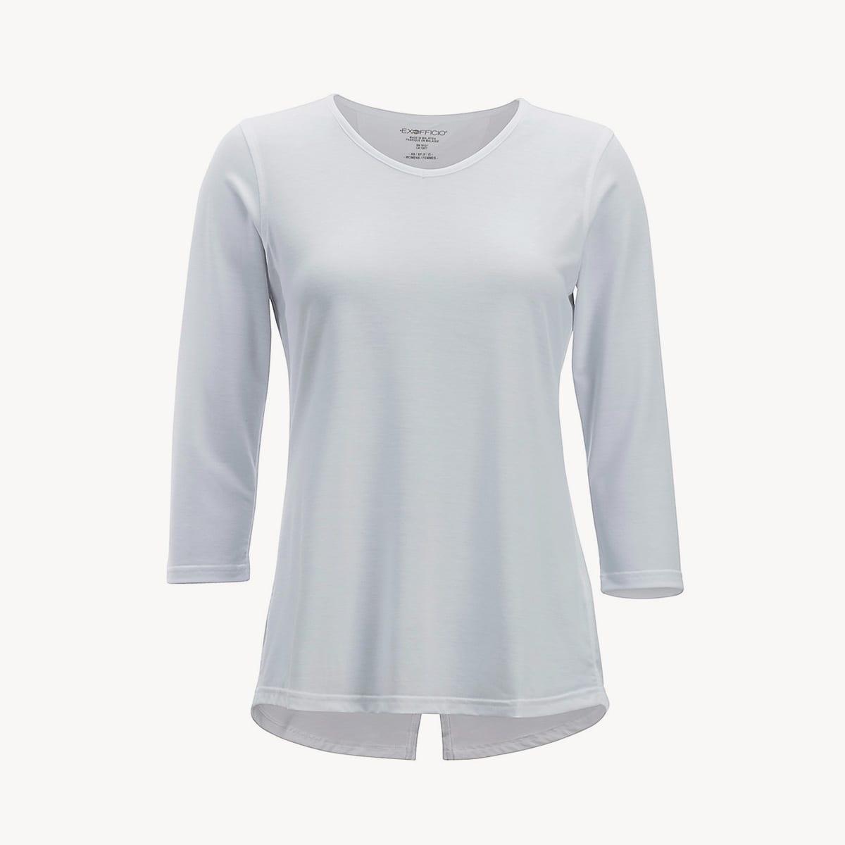 Best Long-Sleeve T-Shirt: ExOfficio Wanderlux 3/4 Tee ($36-60)