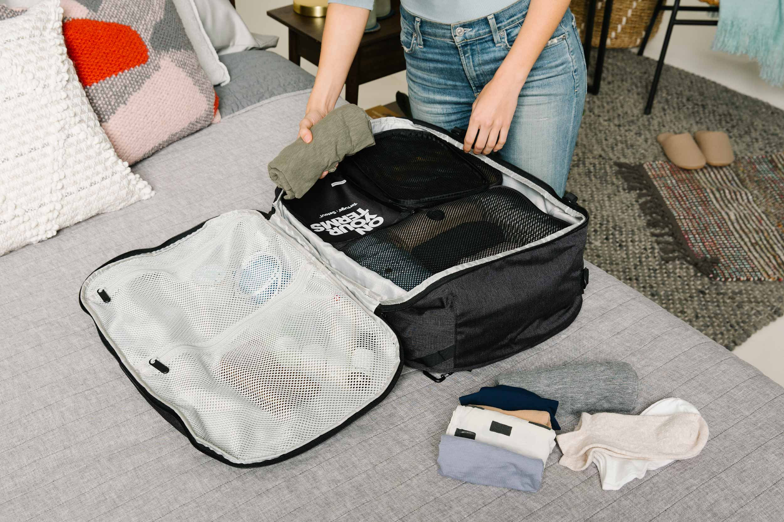 How To Make Your Clothes Smell Good In The Dryer how to keep your luggage and clothes from stinking | tortuga