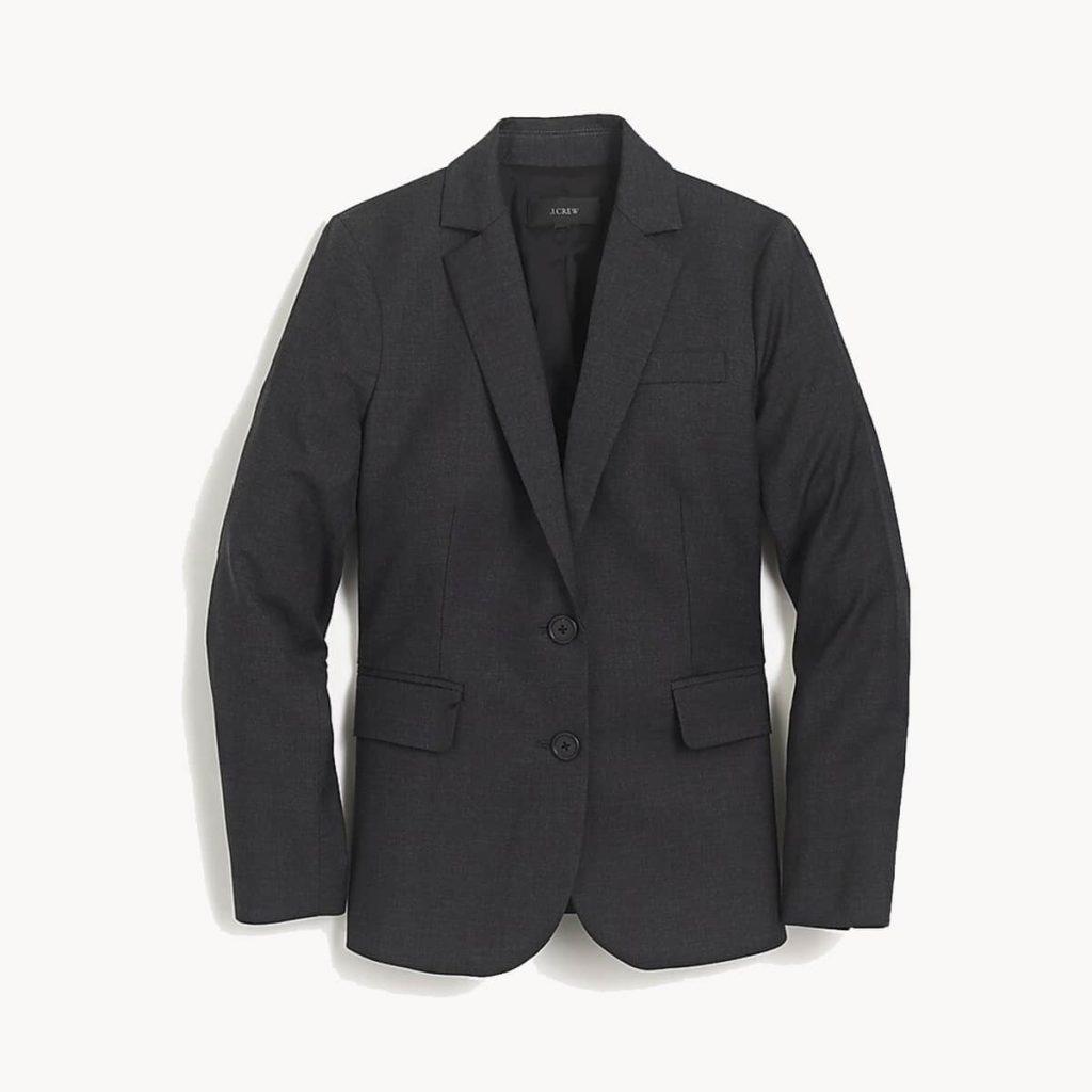 jcrew women's blazer