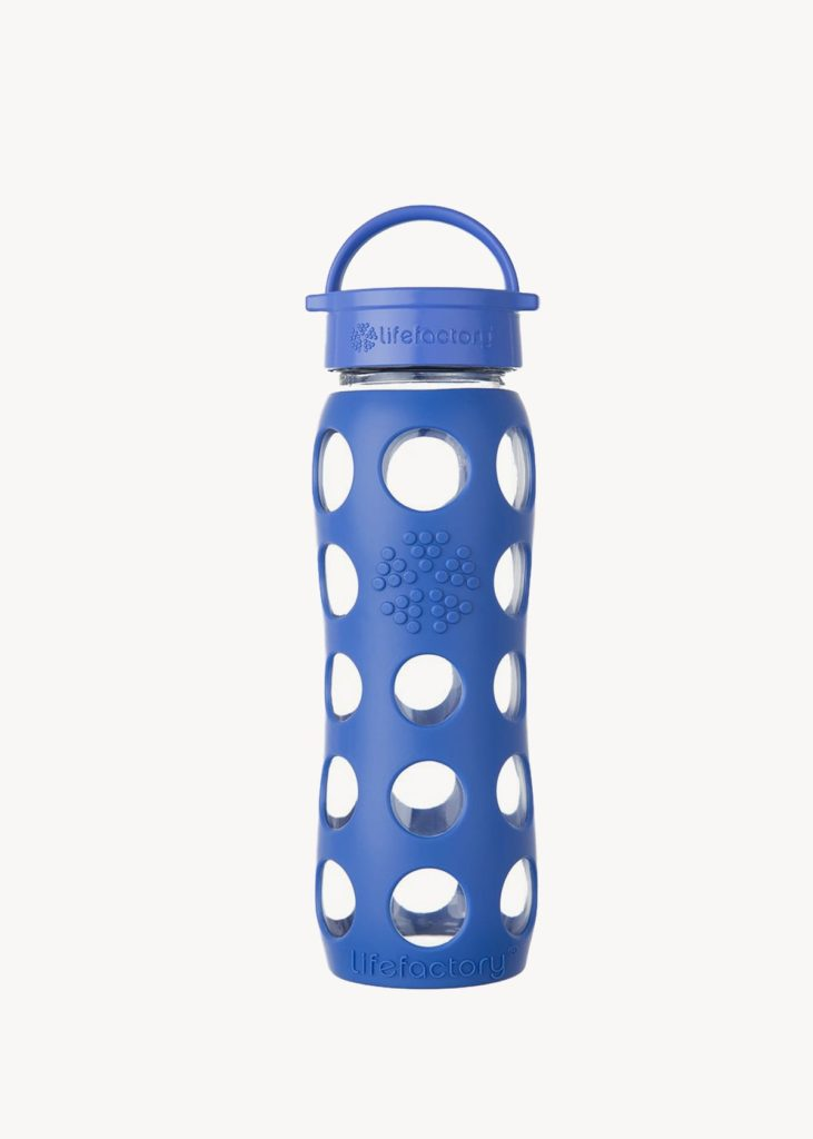 Compact, packable, lightweight, collapsible water bottle for travel