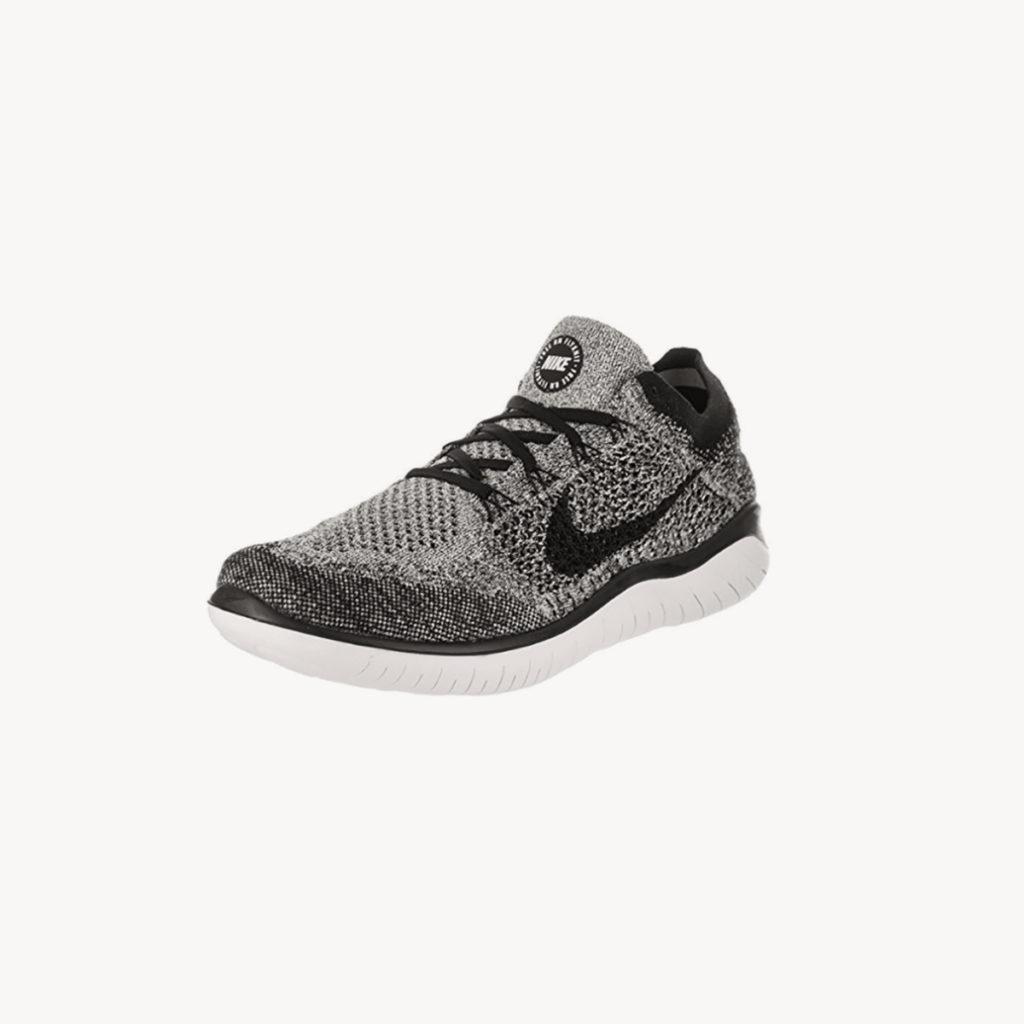 Nike Free travel running shoe