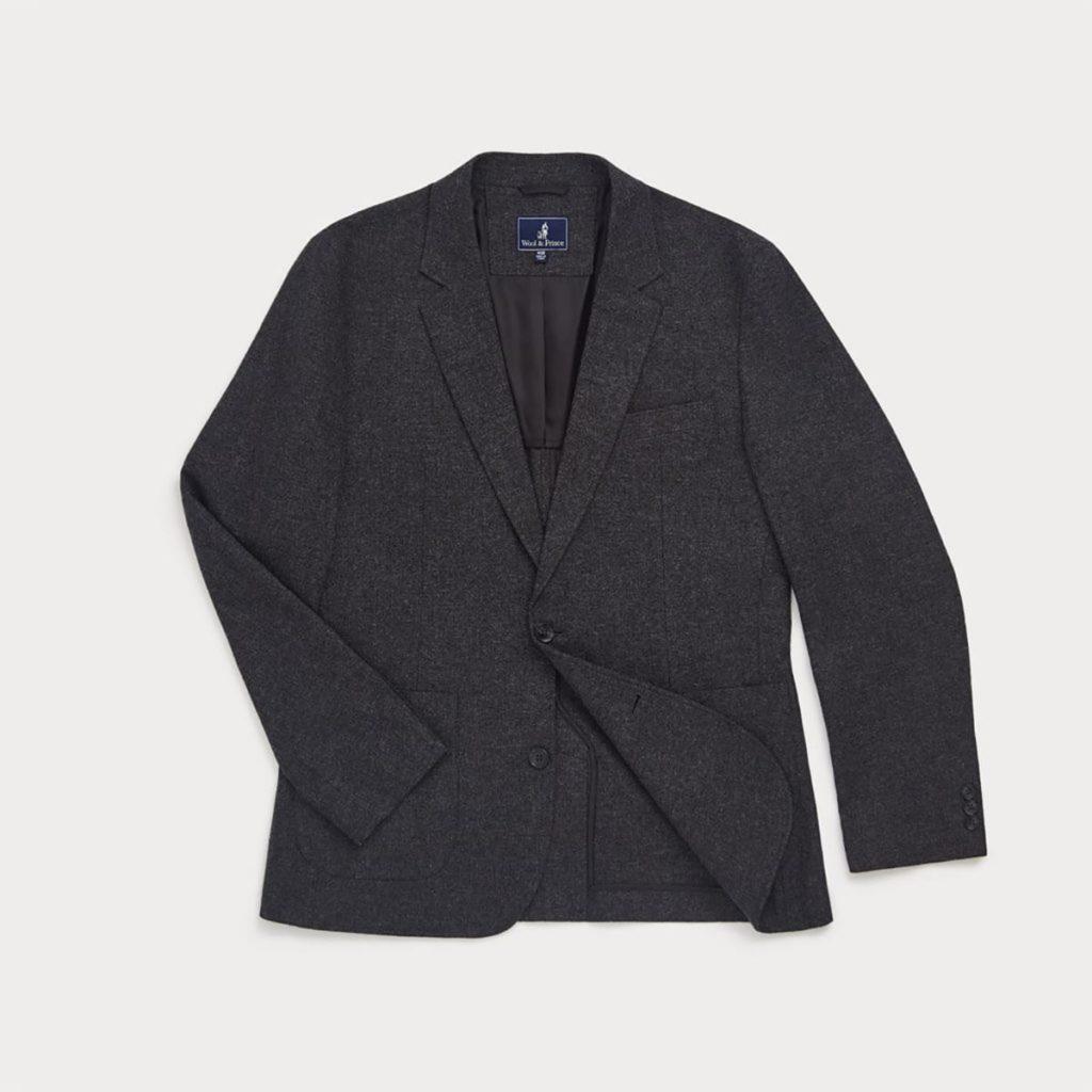 Wool & Prince travel blazer review