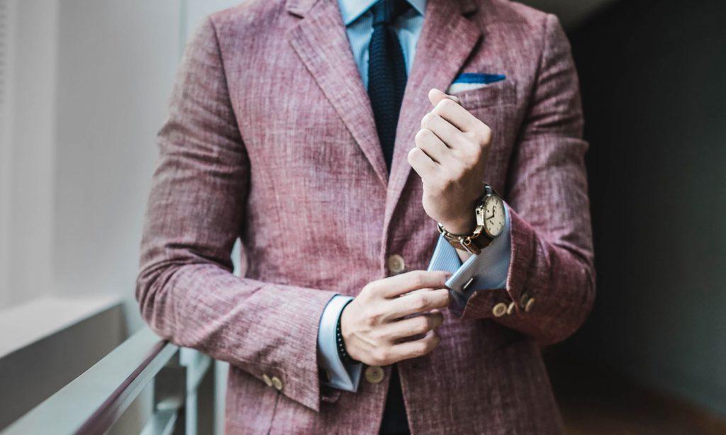 Best travel blazers for men