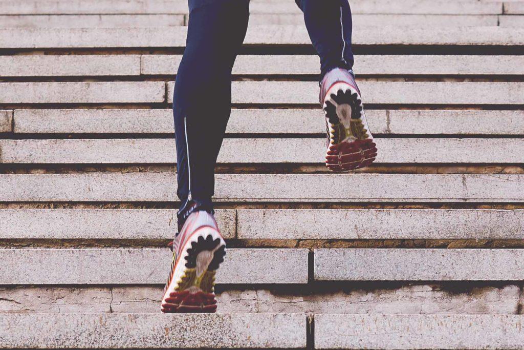 Packable running shoe