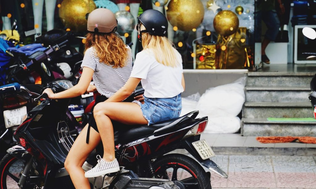 What to pack for Vietnam if you're riding a motorbike