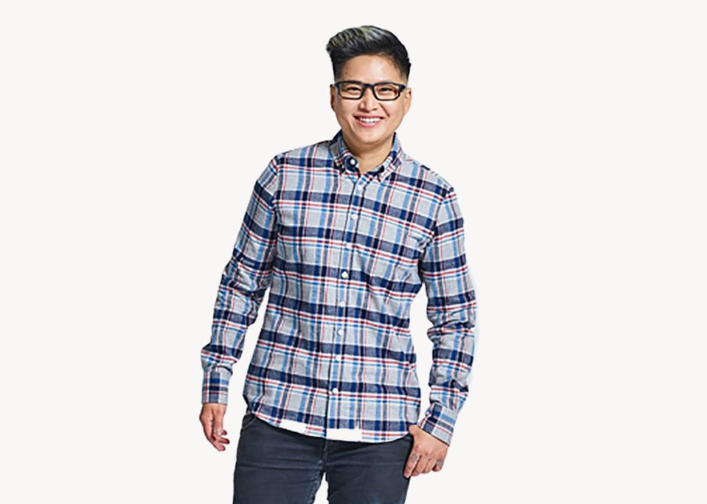 Kirrin finch bly flannel shirt review