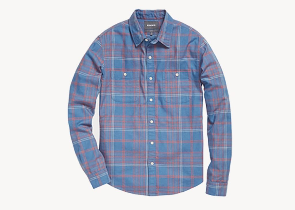 bonobos flannel shirt review