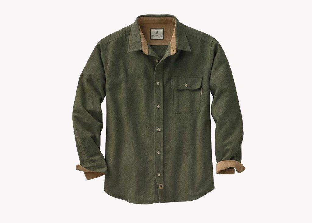 Legendary whitetails buck camp flannel shirt review