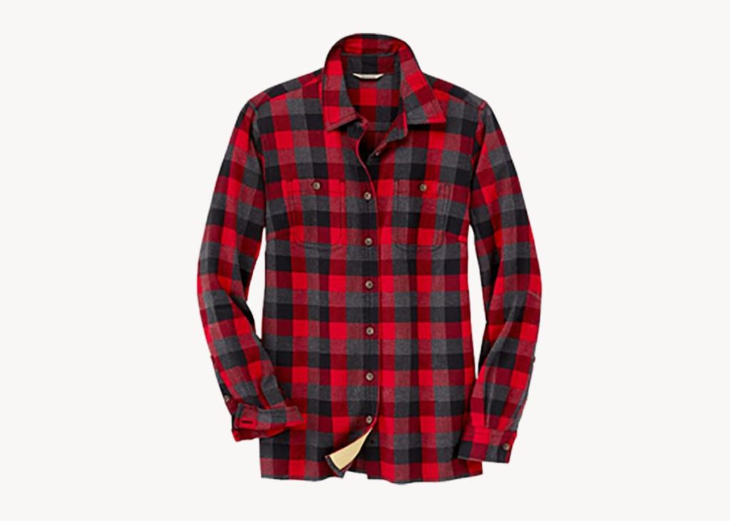 Duluth trading co flannel shirt review