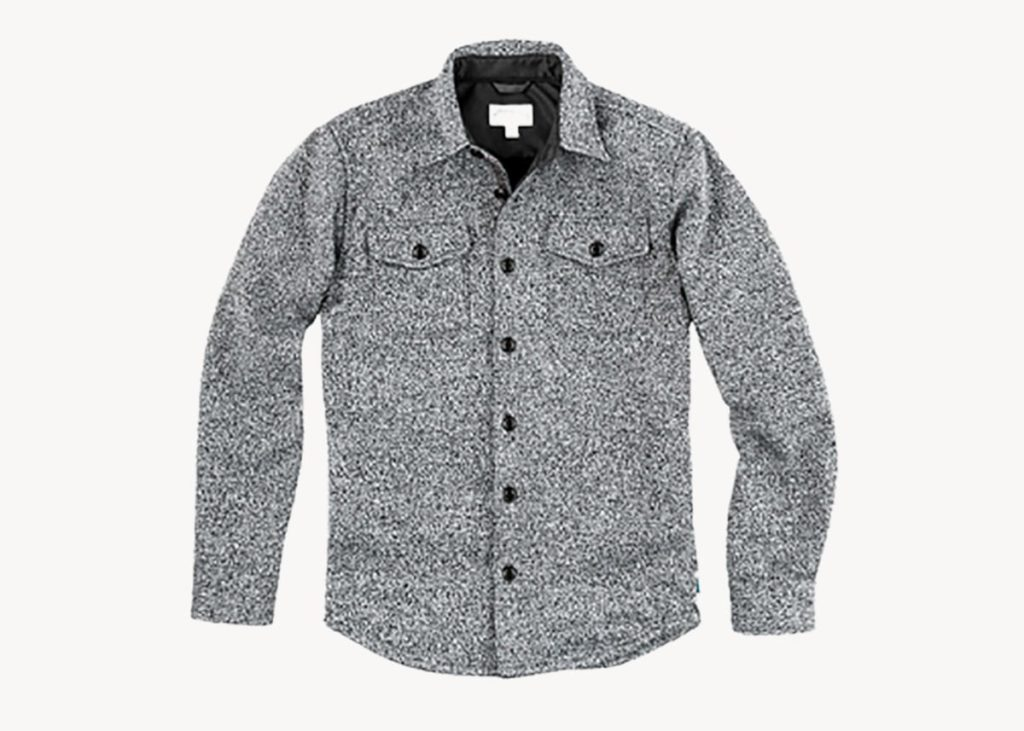 Edgevale north coast shirt jacket review
