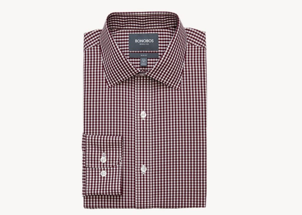 Bonobos daily grind wrinkle free dress shirt