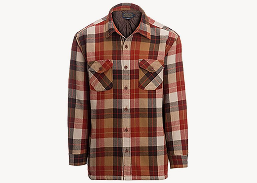 Pendleton lakeside shirt jacket
