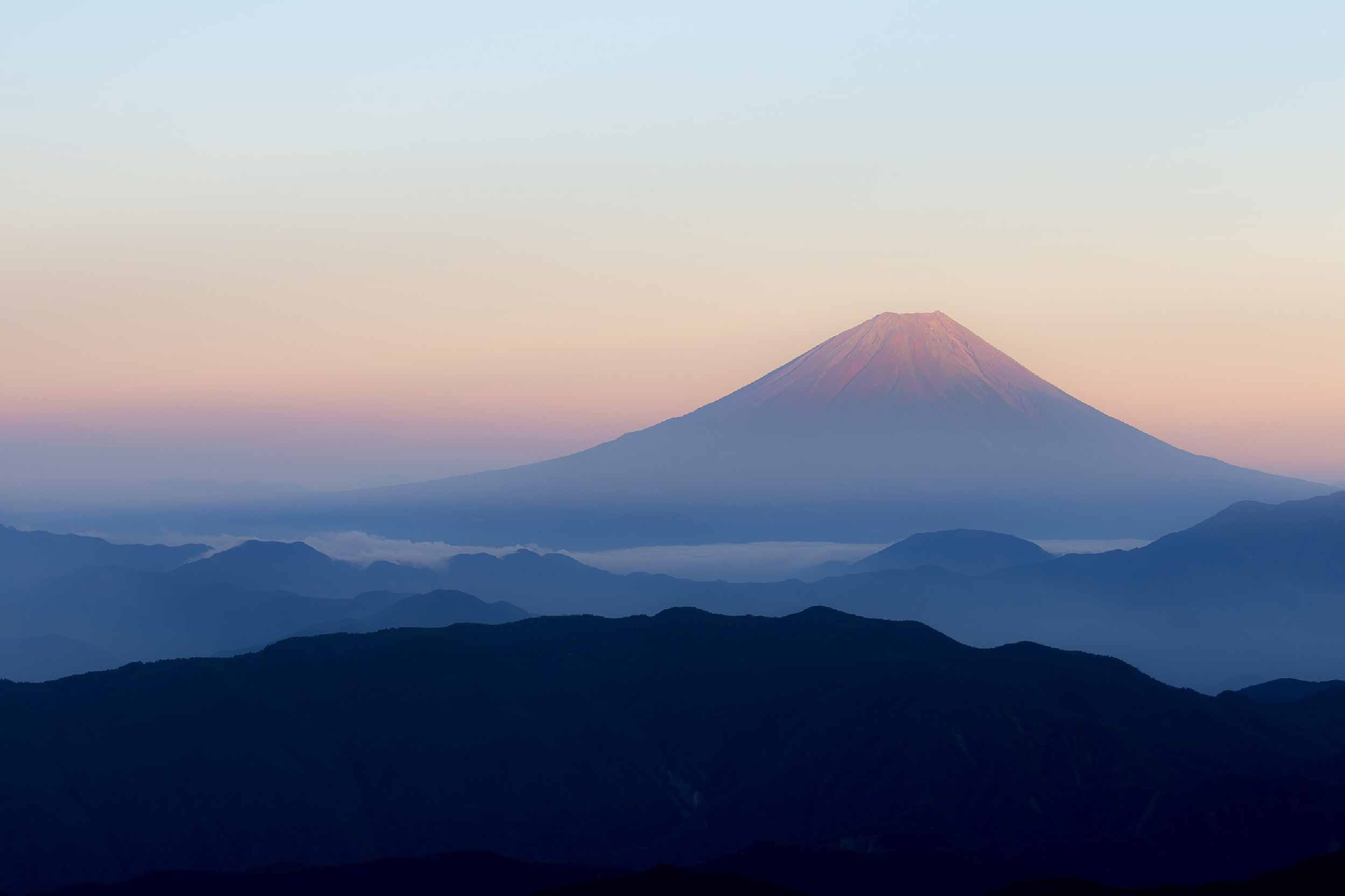 View of Japan