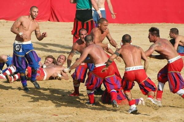 Calcio Storico festival