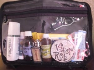 First Aid Kit Basics For Carry On Travelers
