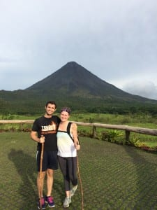 volcan arenal in costa rica