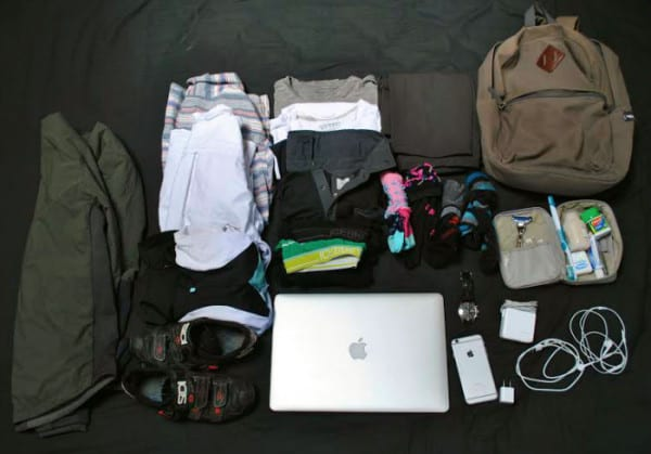 Packing for New York