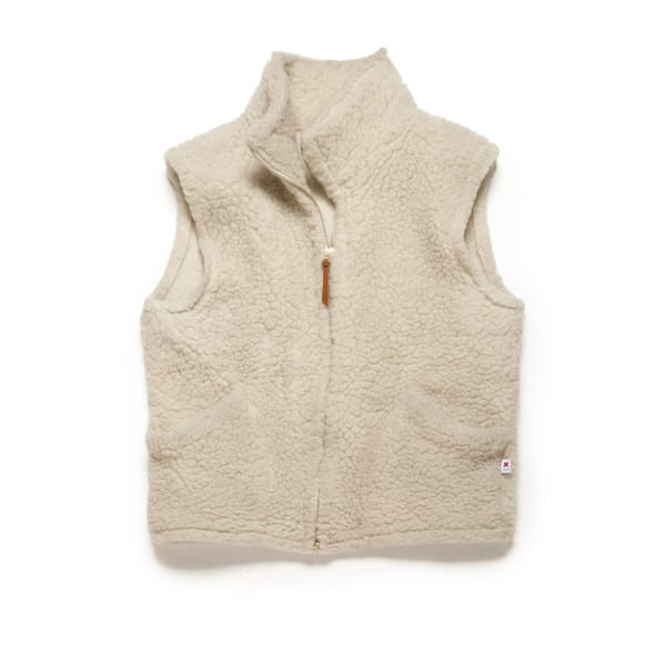 travel gear - wool vest