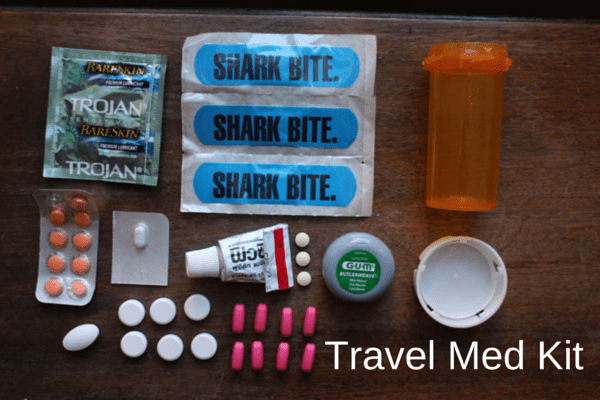 Travel Hack Med Kit